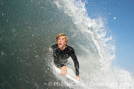 Brian Washburn, the Wedge, The Wedge, Newport Beach, California