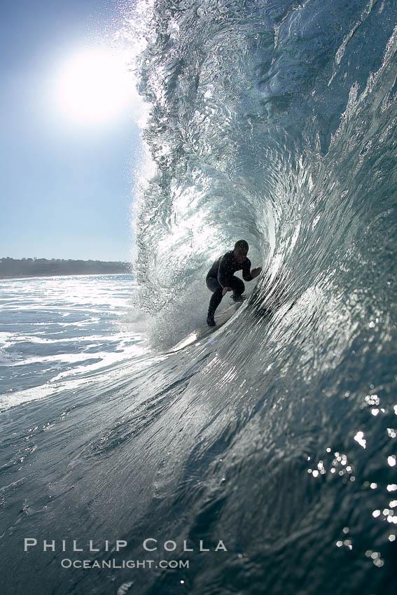 Carson Smith, Ponto, South Carlsbad, morning surf