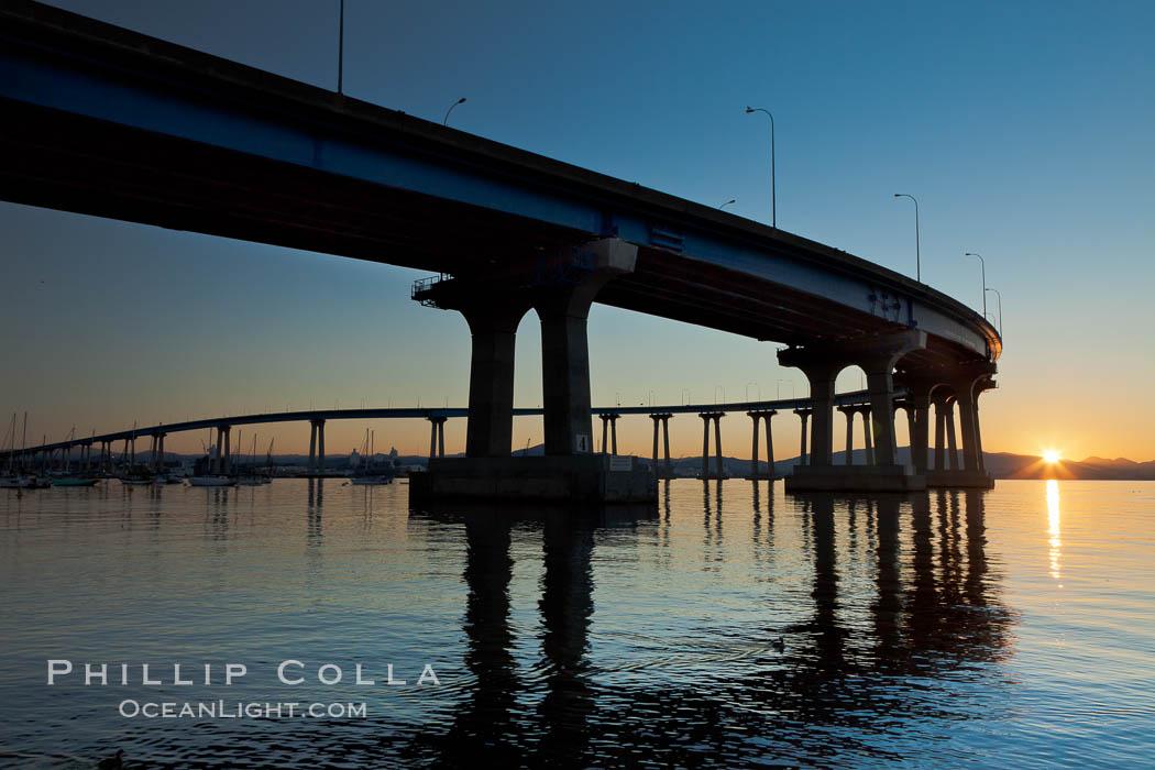 Phillip Island Bridge Height
