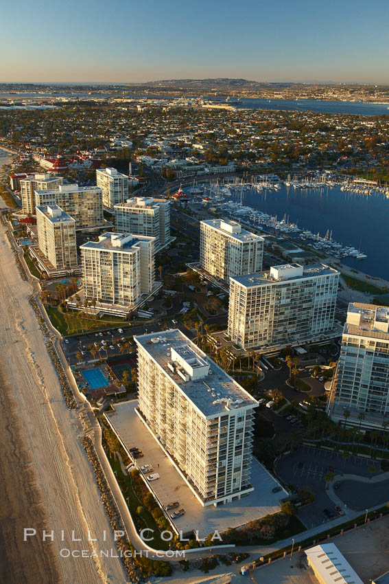 Coronado Shores Photo, Stock Photo Of Coronado Shores