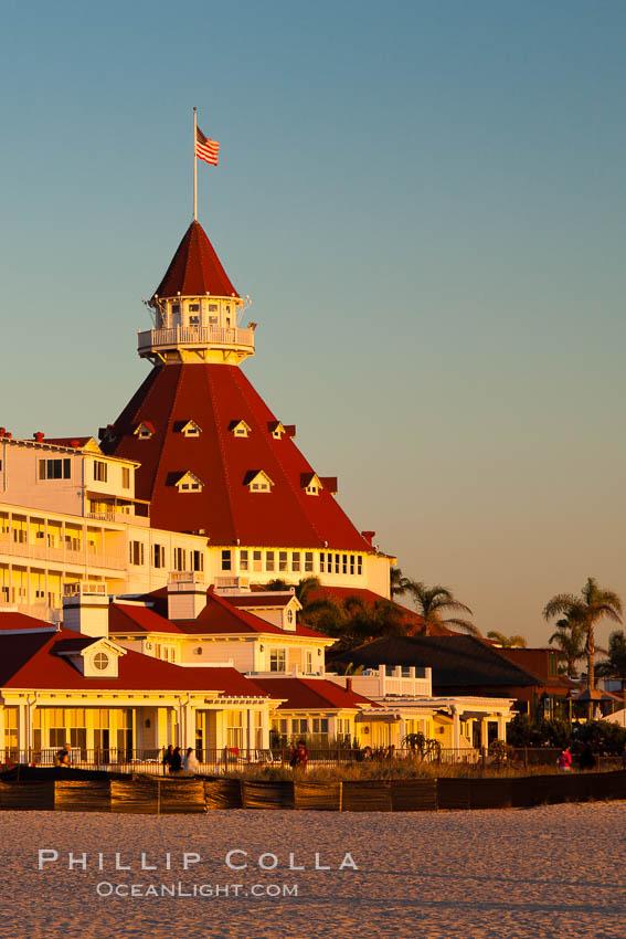 Hotel Del Coronado Photo, Stock Photo Of Hotel Del