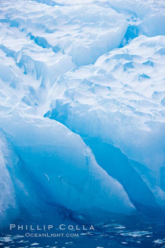 Iceberg detail, Paulet Island