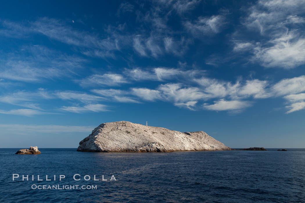Image 27589, Las Animas island, near La Paz, Sea of Cortez, Baja California, Mexico. Sea of Cortez, Baja California, Mexico