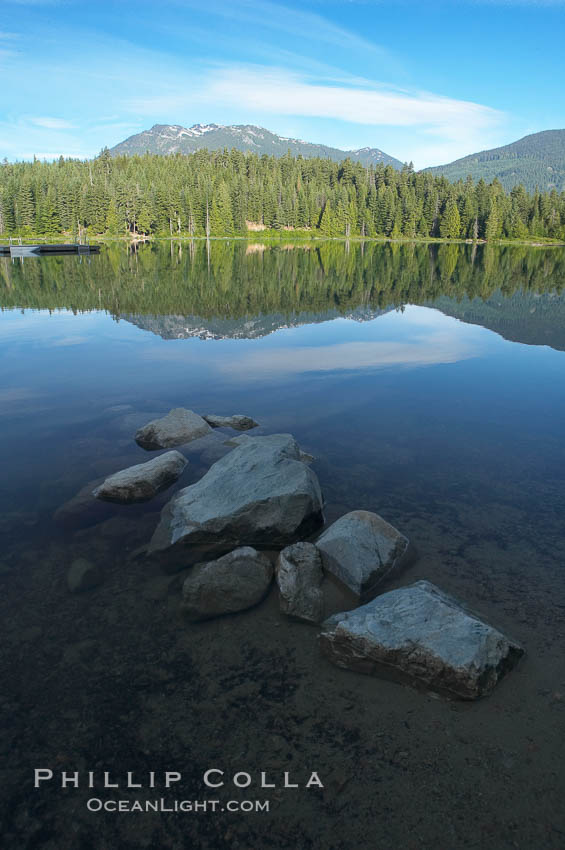 Lost Lake, Whistler, British Columbia, Canada