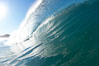 Breaking wave, Ponto, South Carlsbad. Ponto, Carlsbad, California, USA. Image #17683