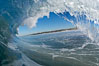 Breaking wave, Ponto, South Carlsbad. Ponto, Carlsbad, California, USA. Image #17684