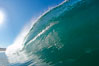 Breaking wave, Ponto, South Carlsbad. Ponto, Carlsbad, California, USA. Image #17687