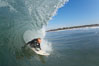 Don Gaunder, Ponto, South Carlsbad, morning surf. California, USA. Image #17855