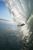 Cardiff, morning surf. Cardiff by the Sea, California, USA. Image #17896