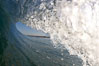 Cresting wave, morning light, glassy water, surf. Cardiff by the Sea, California, USA. Image #20812