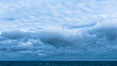 Clouds, weather and light mix in neverending forms over the open ocean of Scotia Sea, in the Southern Ocean. Image #24762