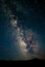 The Galactic Center of the Milky Way galaxy rises in the sky on a clear night. Milky Way Galaxy, The Universe. Image #25246