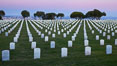 Fort Rosecrans National Cemetery. San Diego, California, USA. Image #26571