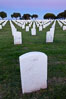 Fort Rosecrans National Cemetery. San Diego, California, USA. Image #26576