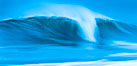 Breaking wave fast motion and blur. The Wedge. The Wedge, Newport Beach, California, USA. Image #27082