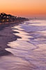 Sunrise on the coast of Oceanside California. USA. Image #27229