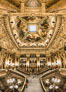 Opera de Paris, Paris Opera, or simply Opera, is the primary opera company of Paris. It was founded in 1669 by Louis XIV as the Academie d'Opera. France. Image #28089