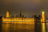 House of Parliment at Night. Houses of Parliment, London, United Kingdom. Image #28283