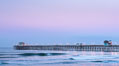 Oceanside Pier at Dawn. California, USA. Image #28877
