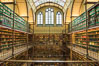 The Rijksmuseum Research Library, Amsterdam. Rijksmuseum, Amsterdam, Holland, Netherlands. Image #29455