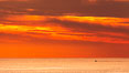 Sunset Clouds over the Pacific Ocean, Del Mar. California, USA. Image #35096