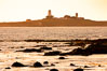 San Simeon Coastline at Sunset. California, USA. Image #35138