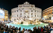 Trevi Fountain, Rome. Trevi Fountain, Rome, Italy. Image #35559