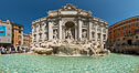 Trevi Fountain, Rome. Trevi Fountain, Rome, Italy. Image #35574