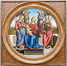Madonna Enthroned with Saints Catherine and Rose of Alexandria and two angels, Pietro Perugino, 1489 - 1492, Mus�e du Louvre, Paris. Musee du Louvre, France. Image #35611