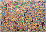Tutto, Alighiero Boetti, 1987, Le Centre Pompidou. Paris. Musee National dArt Moderne, Paris, France. Image #35627