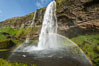 Seljalandsfoss waterfall in Iceland. Image #35804