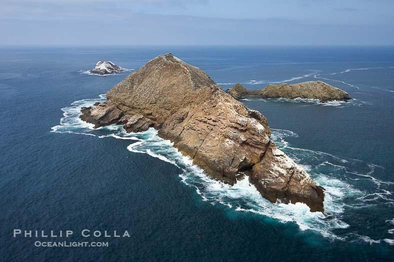 Middle Island, Coronado Islands, Mexico