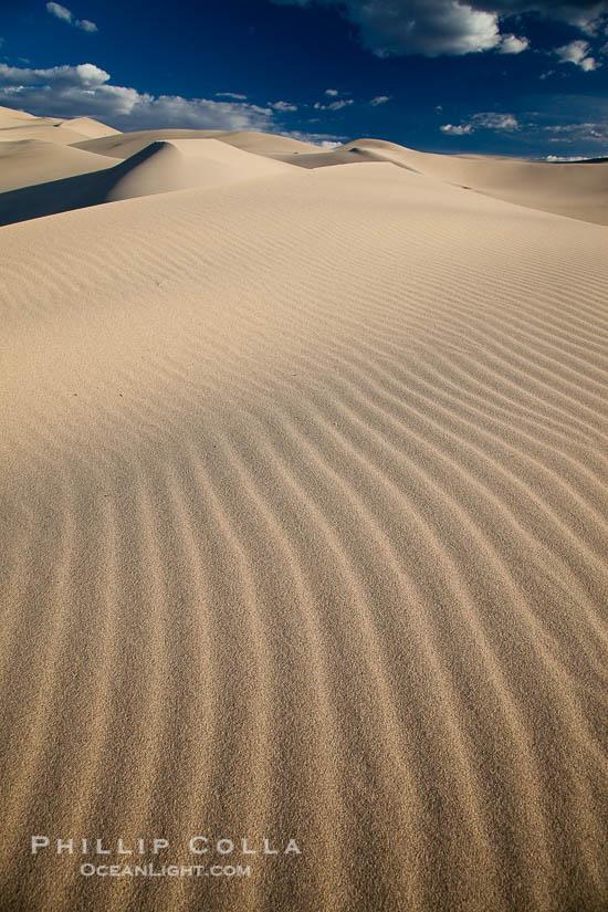 Eureka Valley Sand Dunes, Death Valley National Park