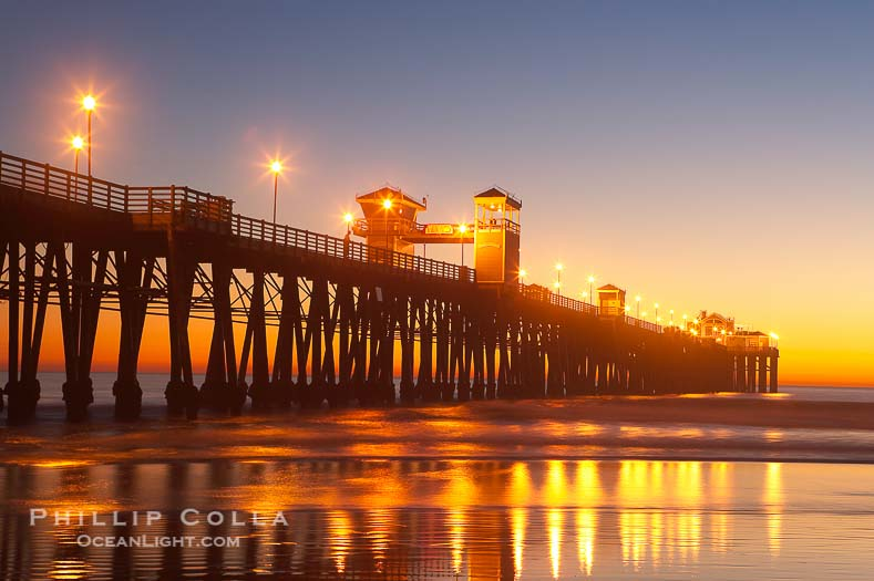 Oceanside Pier Photos