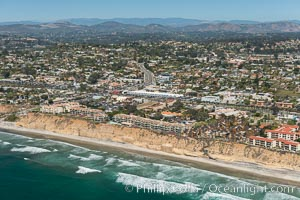 Aerial Photo of Coastal Solana Beach