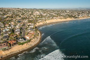 Aerial Photo of False Point and La Jolla Coastline