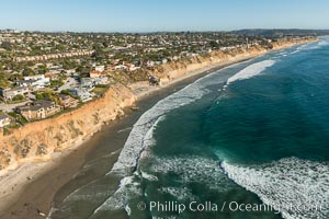 Aerial Photo Of Fletcher Cove And Solana Beach