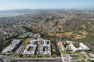 Aerial Photo of University of San Diego