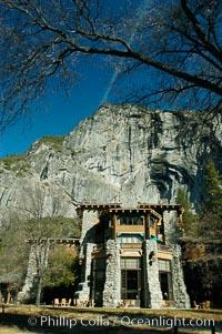 Ahwahnee Hotel, Yosemite Valley, Yosemite National Park, California