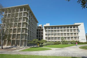 Applied Physics and Mathematics Building (AP and M), Muir College, University of California San Diego (UCSD), University of California, San Diego, La Jolla
