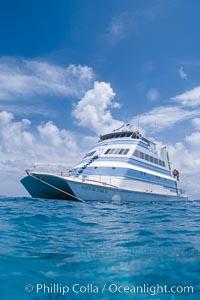 Boat Bottom Time II on Little Bahama Banks