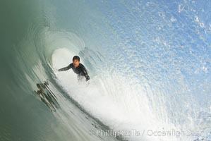 Mike Thomas, Cardiff, morning surf, Cardiff by the Sea, California