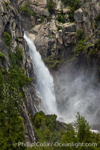 Cascade Falls, Yosemite National Park