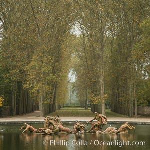 Image 28252, Versailles Palace. Chateau de Versailles, Paris, France