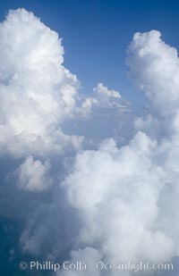 Clouds., natural history stock photograph, photo id 05655