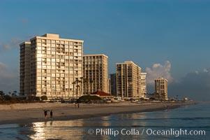 Coronado Shores, south of the Hotel del Coronado