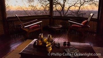 Elsa's Kopje, Luxury Safari Lodge, Meru National Park, Kenya. Meru National Park, Kenya, natural history stock photograph, photo id 29644