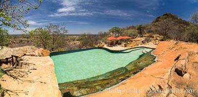 Elsa's Kopje, Luxury Safari Lodge, Meru National Park, Kenya. Meru National Park, Kenya, natural history stock photograph, photo id 29740