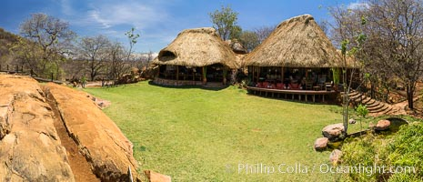 Elsa's Kopje, Luxury Safari Lodge, Meru National Park, Kenya. Meru National Park, Kenya, natural history stock photograph, photo id 29742