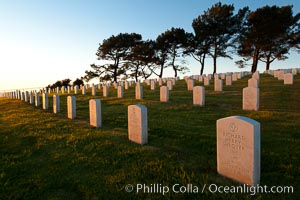 Fort Rosecrans National Cemetery, San Diego, California